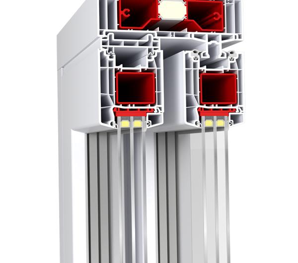Aluplast HST 85 mm